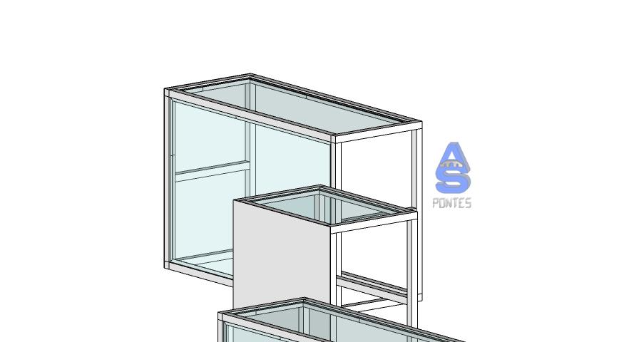 diseño en carpintería metálica santiago 2